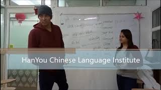 Conversational Chinese Learning Lessons for Mandarin students