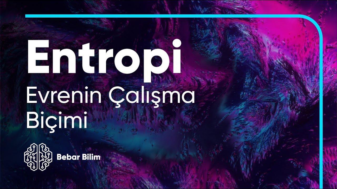 ENTROPİ: Evrenin Çalışma Şekli ve Termodinamik #5