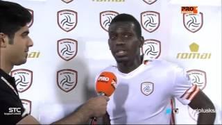 #دوري_بلس - تصريح عبدالملك الخيبري بعد مباراة #الشباب و #الاتحاد في الجولة23 من #دوري_جميل