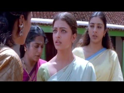 Priyuralu Pilichindi Movie || Aishwarya & Tabu Vacate House Sentiment Scene || Tabu, Aishwarya