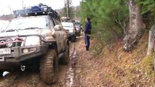 Автопробег Пермь-Красновишерск 2012