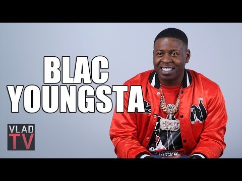 Blac Youngsta Applauds Vlad for Calling His New Single the 2018 'Baby Got Back' (Part 1)