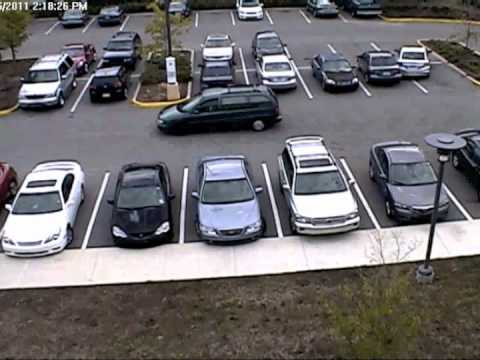 accident my 2012 civic getting smashed while parked in a parking lot surveillance video. Black Bedroom Furniture Sets. Home Design Ideas