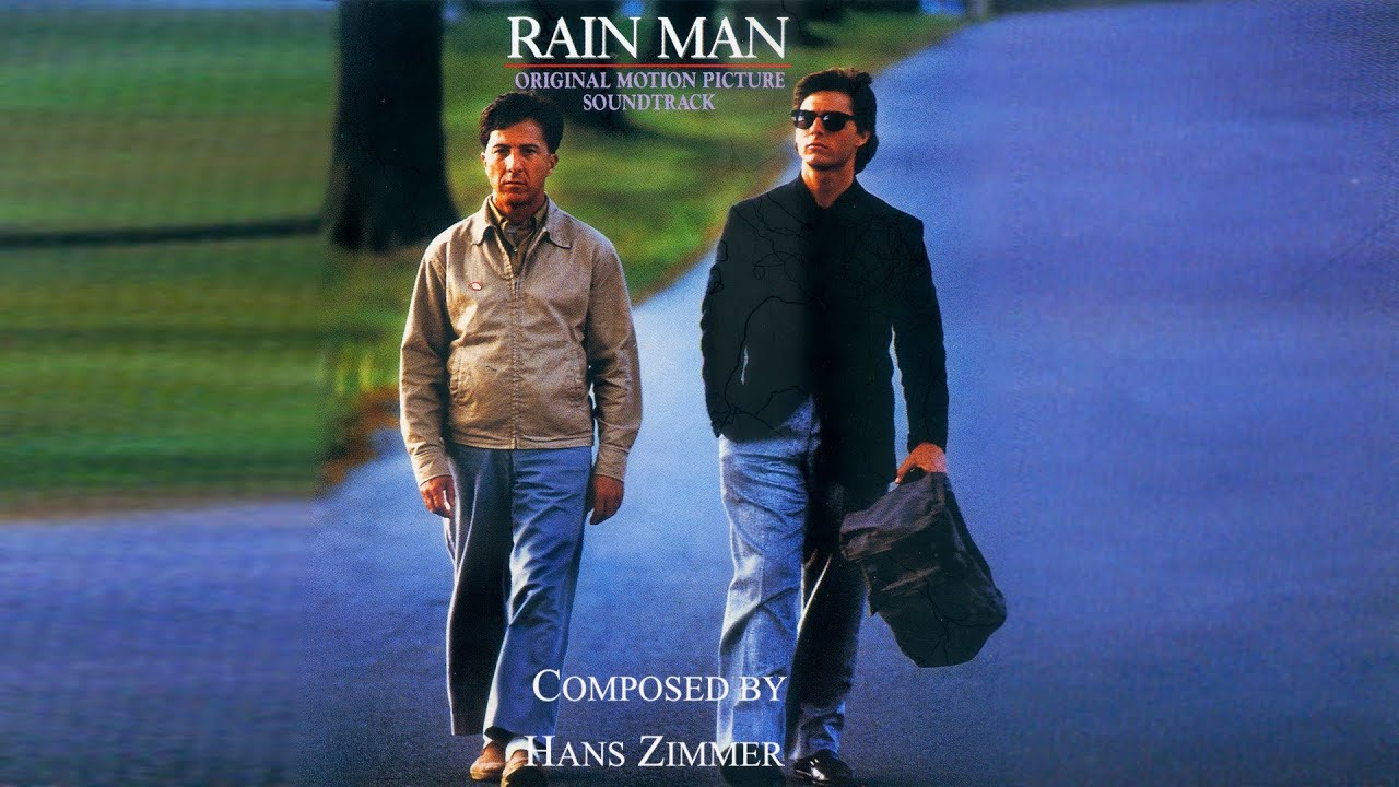 1988 Rain Man Hans Zimmer 01 Drive From The Country Youtube