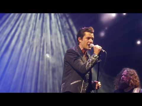 The Killers covering Muse's Starlight