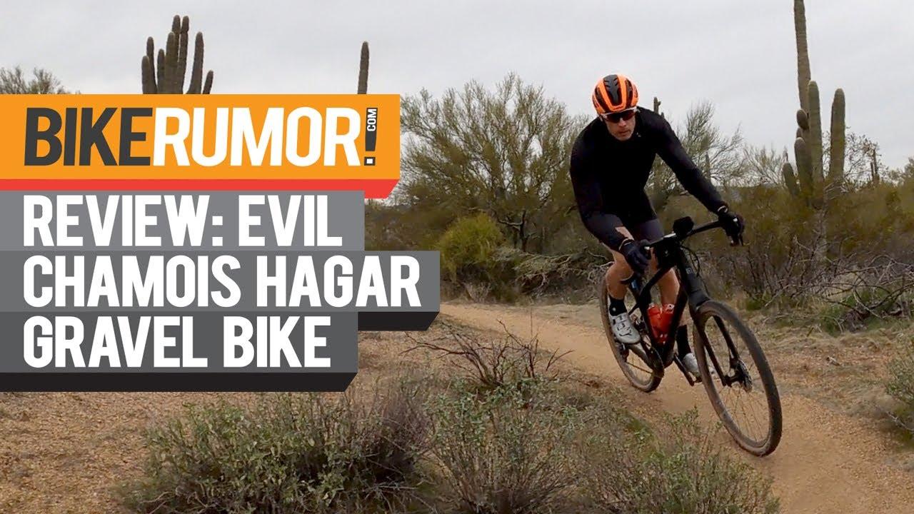 Evil Chamois Hagar Review Youtube