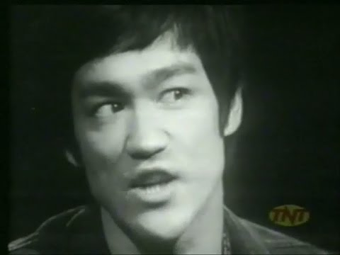 The Expression of Martial Arts - Bruce Lee
