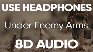 Trippie Redd Under Enemy Arms 8D AUDIO