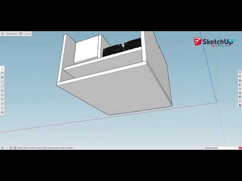 Antminer Baffle Box