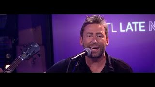 Nickelback - How You Remind Me - RTL LATE NIGHT