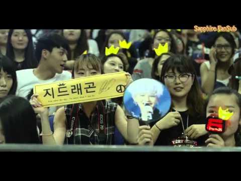 "BIGBANG  - TOUR REPORT  ""BEHIND THE STAGE""  IN SHANGHAI (Hun sub)"