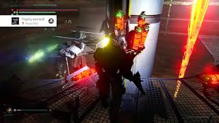 The Surge: A Walk in the Park DLC - Rusty Rat Trophy/Achievement Guide | Save Rusty Rat (MISSABLE)