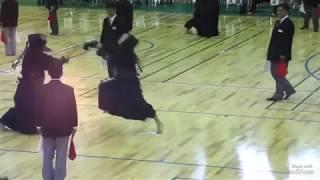 博多区 安川 剣道一本集‼️