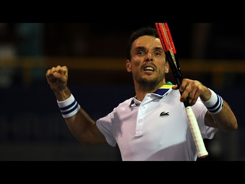 Bautista Agut Beats Medvedev In Chennai 2017 Final Highlights
