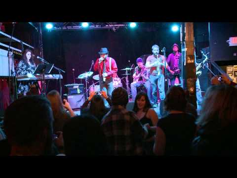 Zoot Suit Riot - at 98 Rock Noise In The Basement Winter All Star Jam - Ottobar 1/26/2015