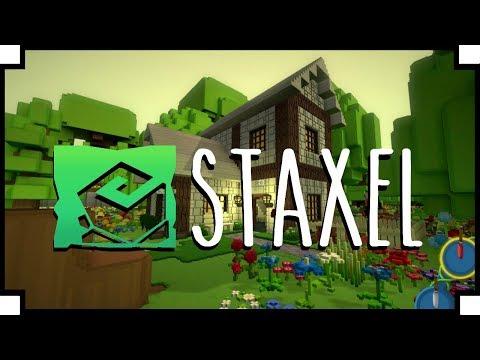 Staxel - (Village Simulator / Farming Game)