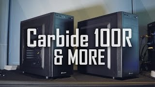 Corsair Carbide 100R | DDR4 @ 3400MHz | Neutron XT SSD for 4K