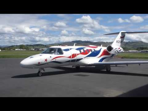 Private Jet Engines  - The Best Sound in the World