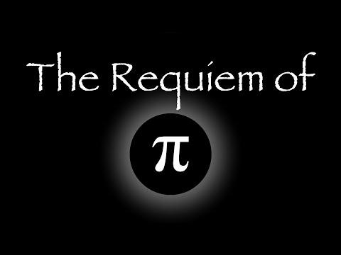 The Requiem of Pi - chromatic π base 12