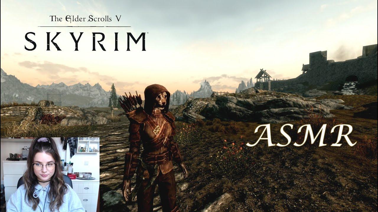 Skyrim Asmr