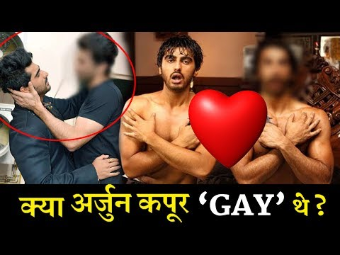 SHOCKING: Boney Kapoor once thought Arjun was GAY!