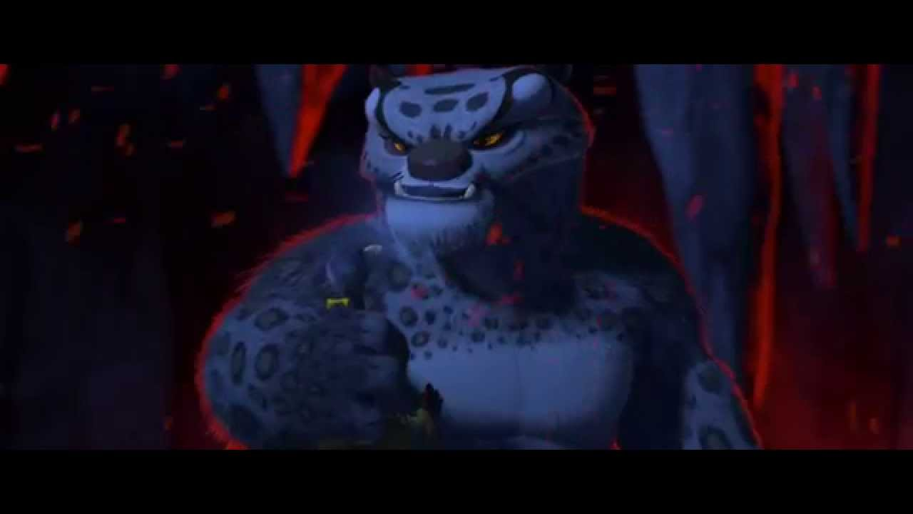 Kung Fu Panda Tai Lung The Tiger Escape Youtube