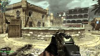 Call of Duty Modern Warfare 3 Multiplayer Gameplay PC [Deutsch/German] #004
