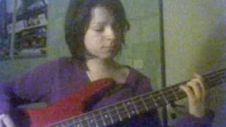 Toni Basil - Hey Mickey BASS COVER