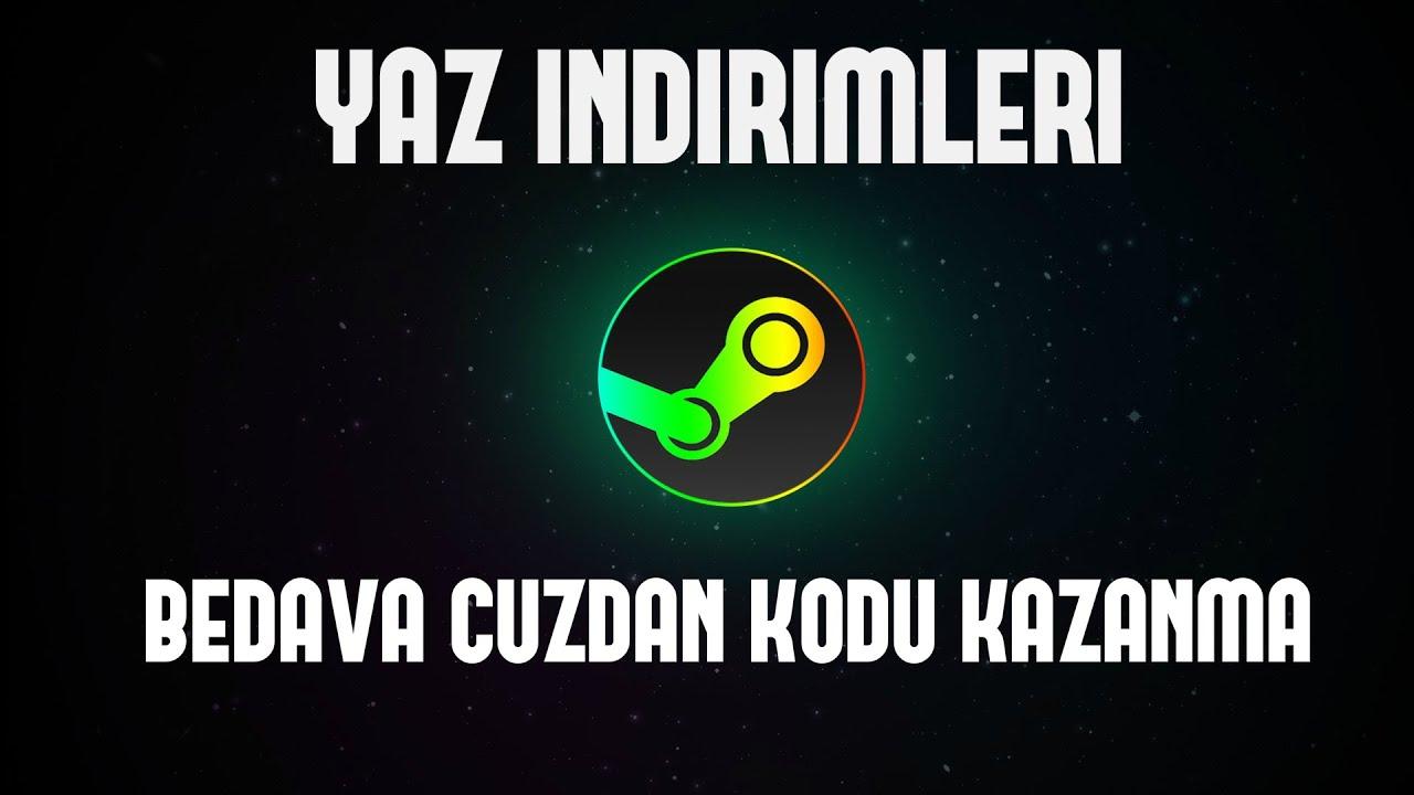 STEAM - 2019 YAZ İNDİRİMLERİ GELDİ BEDAVA CÜZDAN PARASI KAZANMA VE LEVEL ATLAMA !