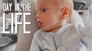Newborn DITL! | Day In The Life (First Time Mom)