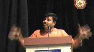 Talk on Swami Vivekananda by Sri Chakravarthy Sulibele