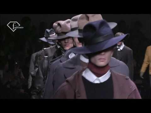 Lanvin Men Fall 2011 Full Show Paris Men's Fashion Week | FashionTV – FTV.com