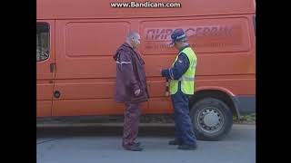 Ford Transit Mark III и Escort Mark V в сериале Бандитский Петербург: Терминал (2006)
