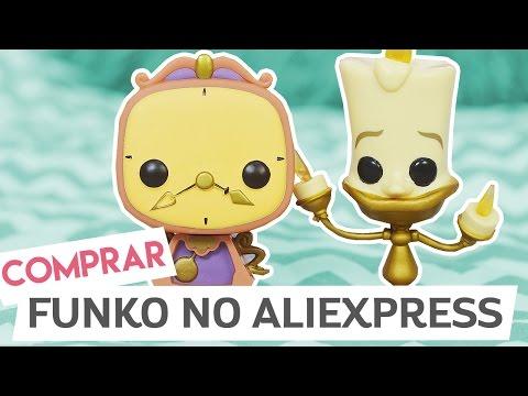 COMO COMPRAR FUNKO POP ORIGINAL NO ALIEXPRESS