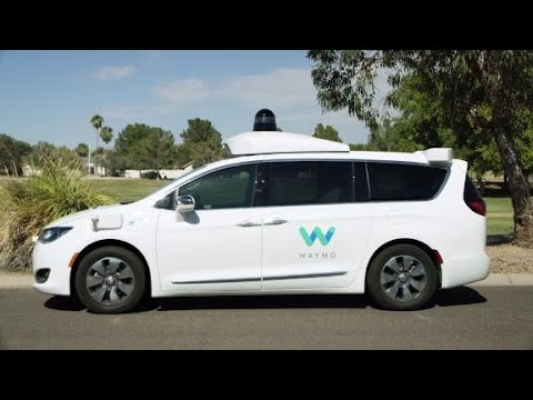 Waymo tests self-driving cars without safety drivers