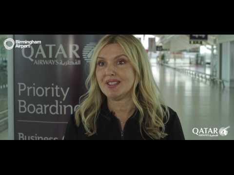 Qatar 1st Anniversary Treasure Hunt at BHX