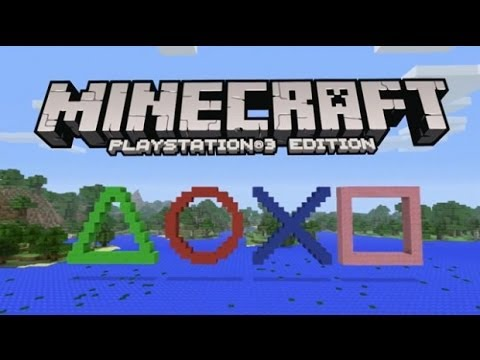 Minecraft Playstation 3 Edition Gameplay Po Polsku Ps3 Minecraft 3