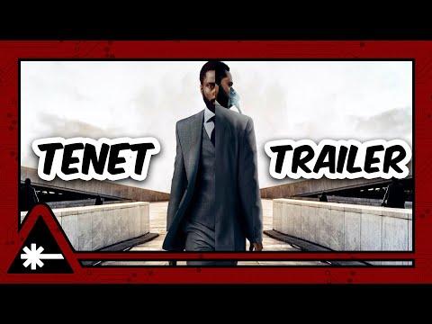 The Tenet Trailer Raises More Questions than Answers! (Nerdist News w/ Dan Casey)