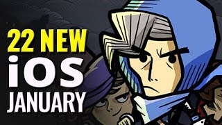 iOS Playscore Scoop January 2018 | 22 Best New iPhone & iPad games reviewed