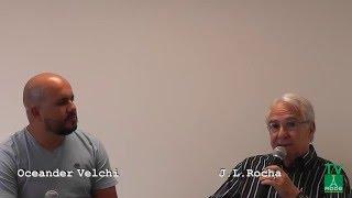 5º Programa À Luz da Doutrina Espírita- Convidado Oceander Veschi -07/05/2016