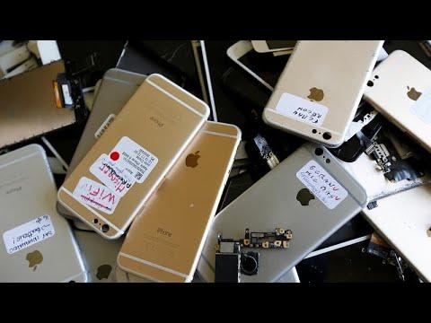 Reutilizar o reciclar los dispositivos electrónicos sería clave para el medio ambiente