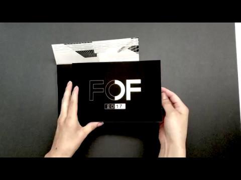 FIT - Future of Fashion 2017 AR Invite