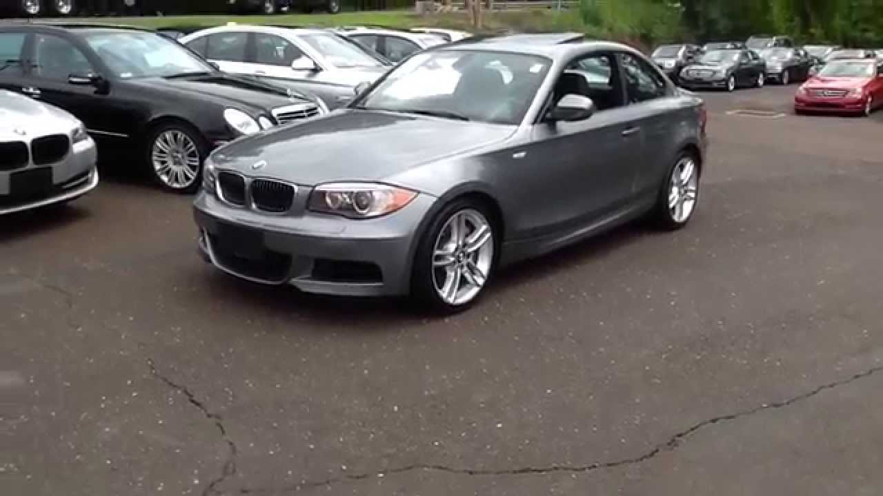 2012 bmw 135i m sport coupe for sale in perkasie pa youtube. Black Bedroom Furniture Sets. Home Design Ideas
