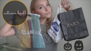 autumn/fall clothing + gifts for boyfriend haul Thumbnail