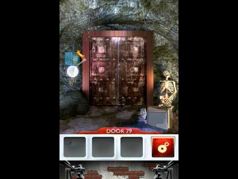 100 Doors 2 Level 79 Walkthrough Youtube