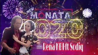RENA KDI feat SODIQ - SATU HATI SAMPAI MATI NEW MONATA.