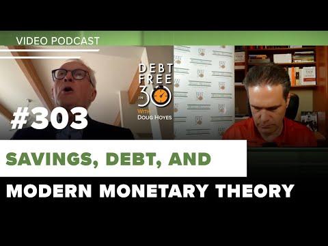 Savings, Debt & Modern Monetary Theory With Hilliard MacBeth