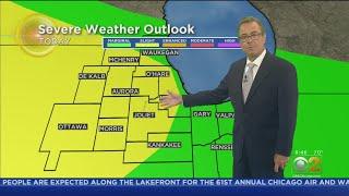 CBS 2 Weather Watch (8 A.M. 08-17-19)
