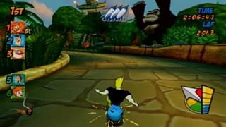 Cartoon Network Racing - The Jungle [PS2]