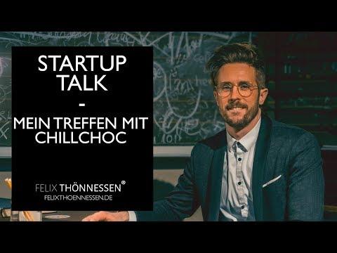 Startup Talk - Mein Treffen mit Chillchoc | felixthoennessen.de